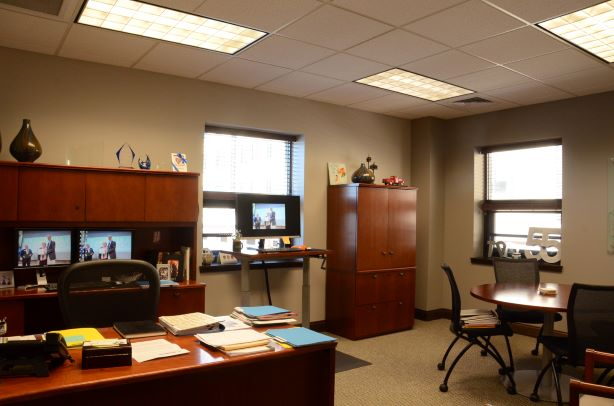 President and CEO office