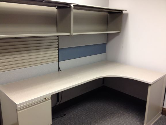 Before:  Standard office